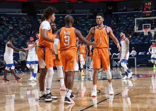 camisetas nba Phoenix Suns replicas