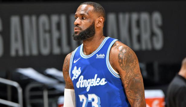 LeBron James se convierte en el tercer jugador en la historia de la NBA en alcanzar los 35.000 puntos