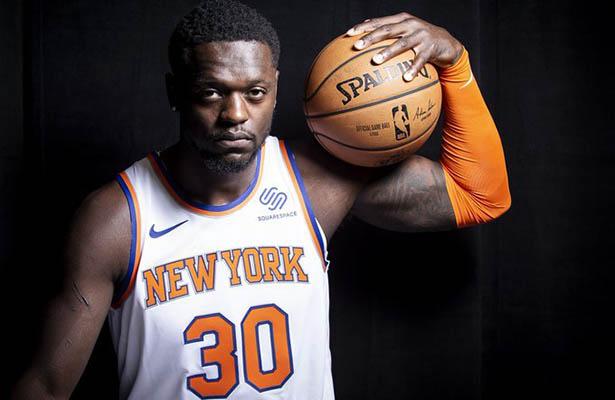 """Julius Randle: """"Quiero ser los Knicks por mucho tiempo"""""""