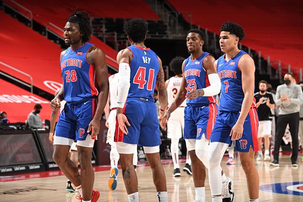 Escalera de novatos de Kia: el núcleo joven de los Pistons tiene la oportunidad de brillar